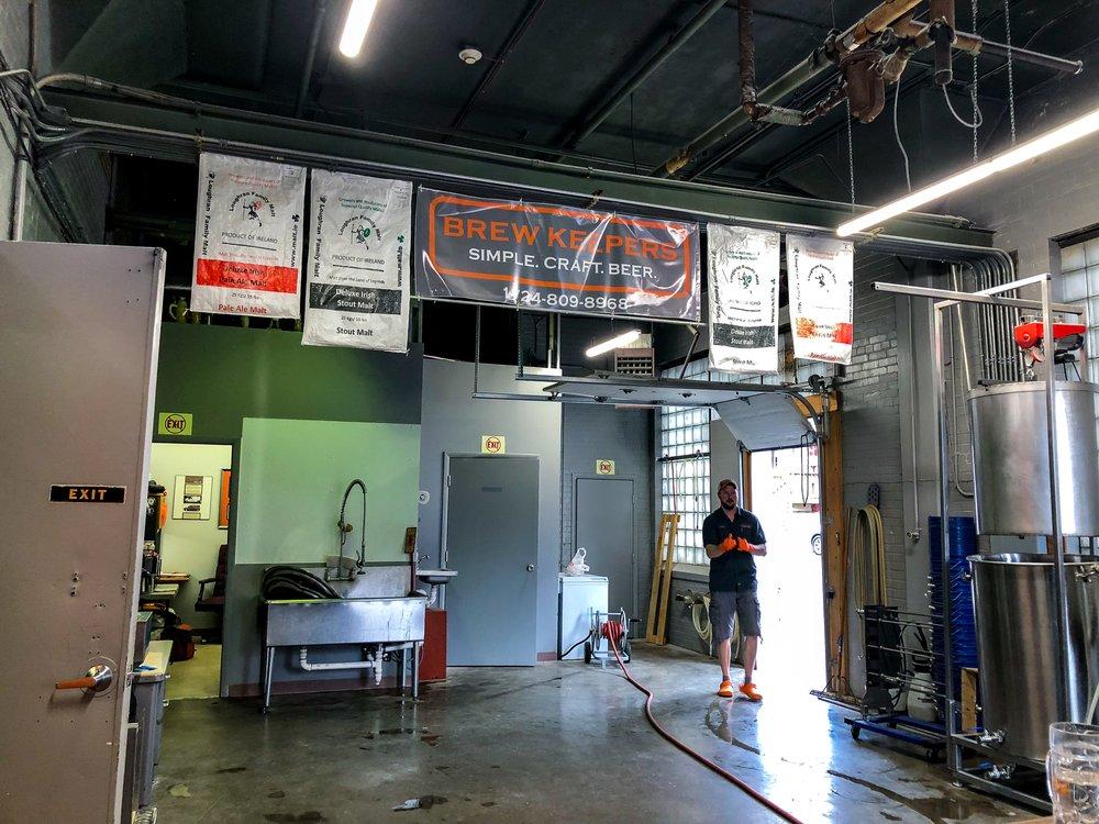 Brew Keepers: 2245 Market St, Wheeling, WV