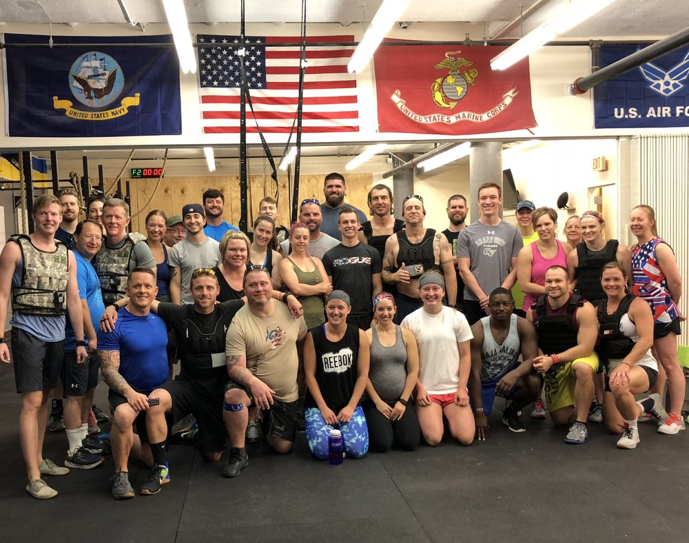 Share The Burden Crossfit: 157 Concord Plaza Shopping Ctr, St. Louis, MO