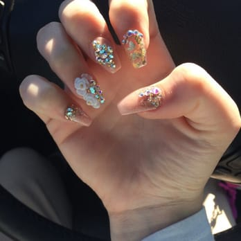 Jennys 3d nails art 261 photos 36 reviews nail salons 754 photo of jennys 3d nails art hayward ca united states nude and prinsesfo Images