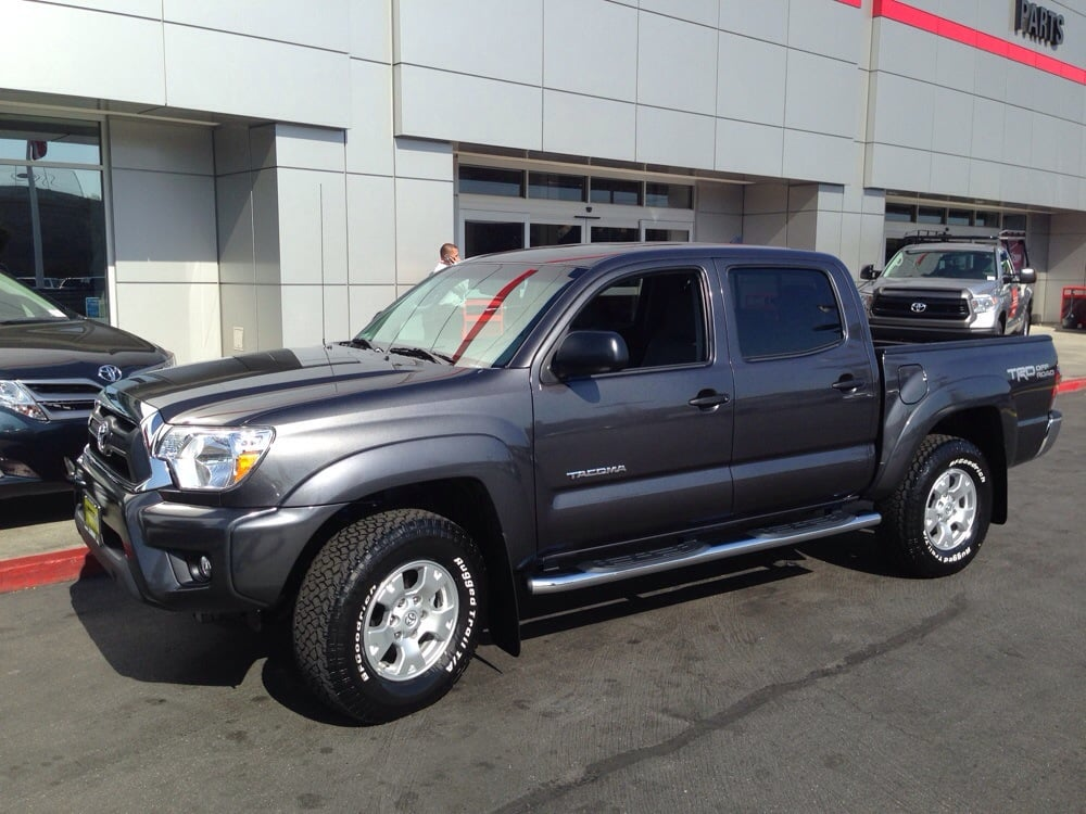 my new 2014 toyota tacoma trd off road 4x4 yelp. Black Bedroom Furniture Sets. Home Design Ideas