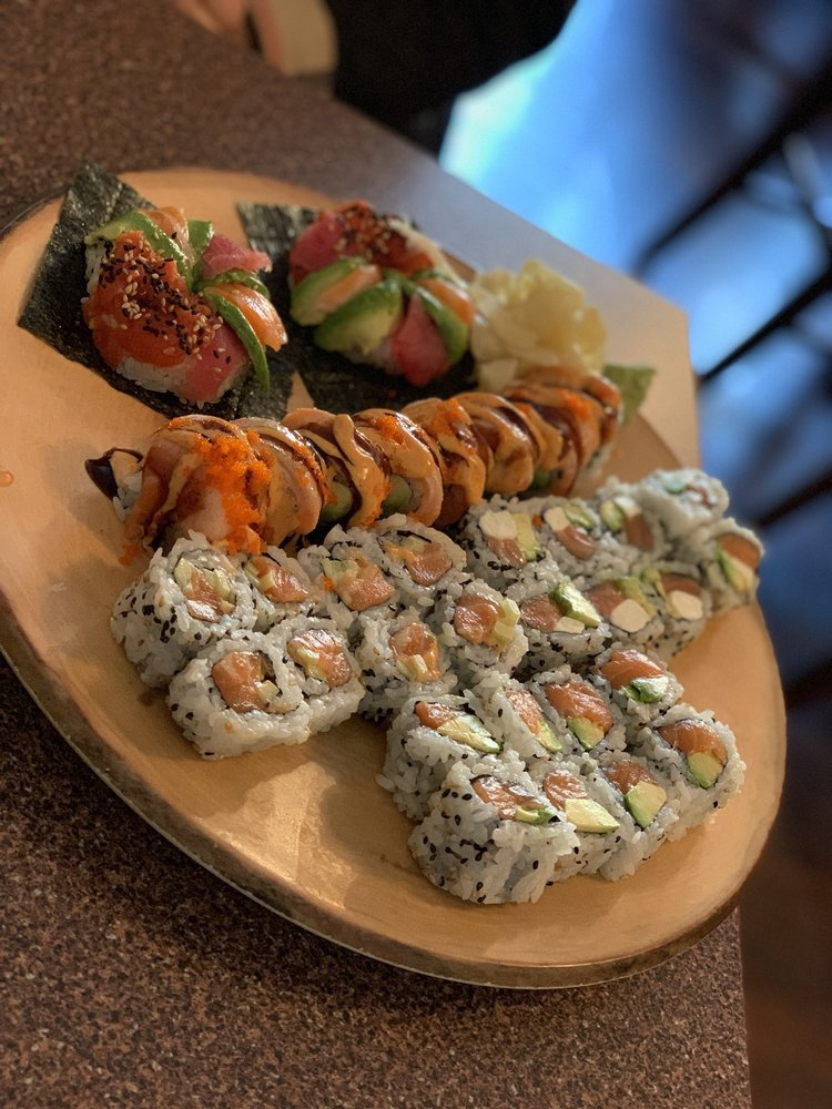 Mount Everest Sushi: 128 Oakland Ave, Pittsburgh, PA