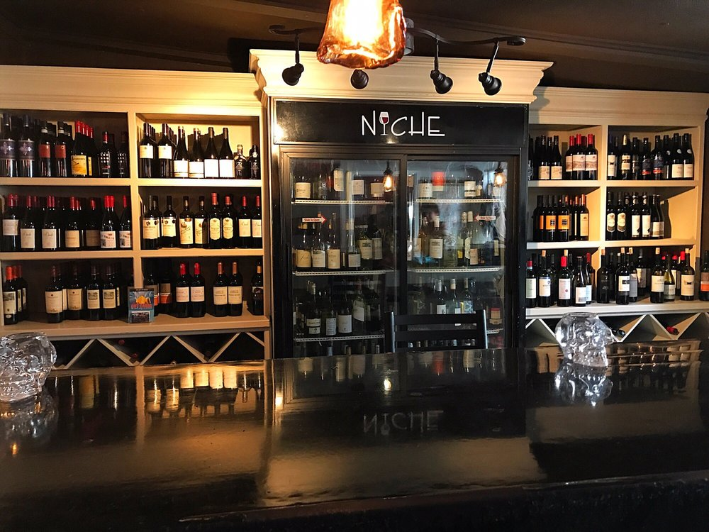 Niche Wine Lounge: 109 N Main St, Holly Springs, NC