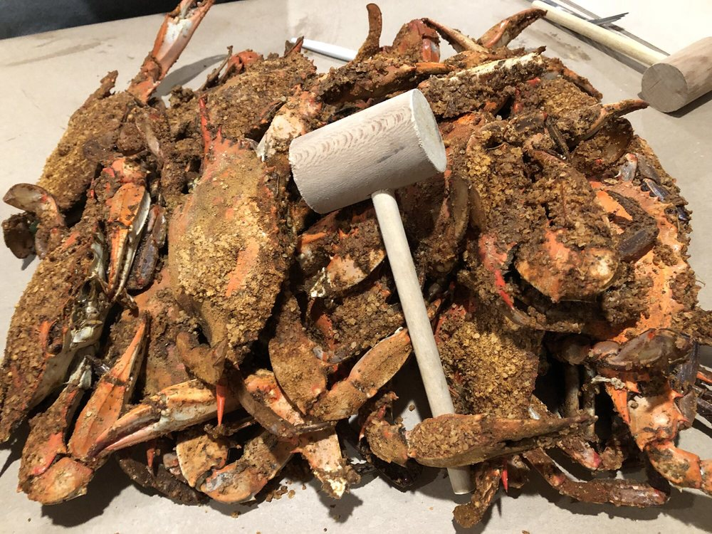 Ocean Pride Seafood: 1534 York Rd, Lutherville, MD