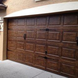 Photo Of Faux Pro Painter   Orlando, FL, United States. Garage Door Painted