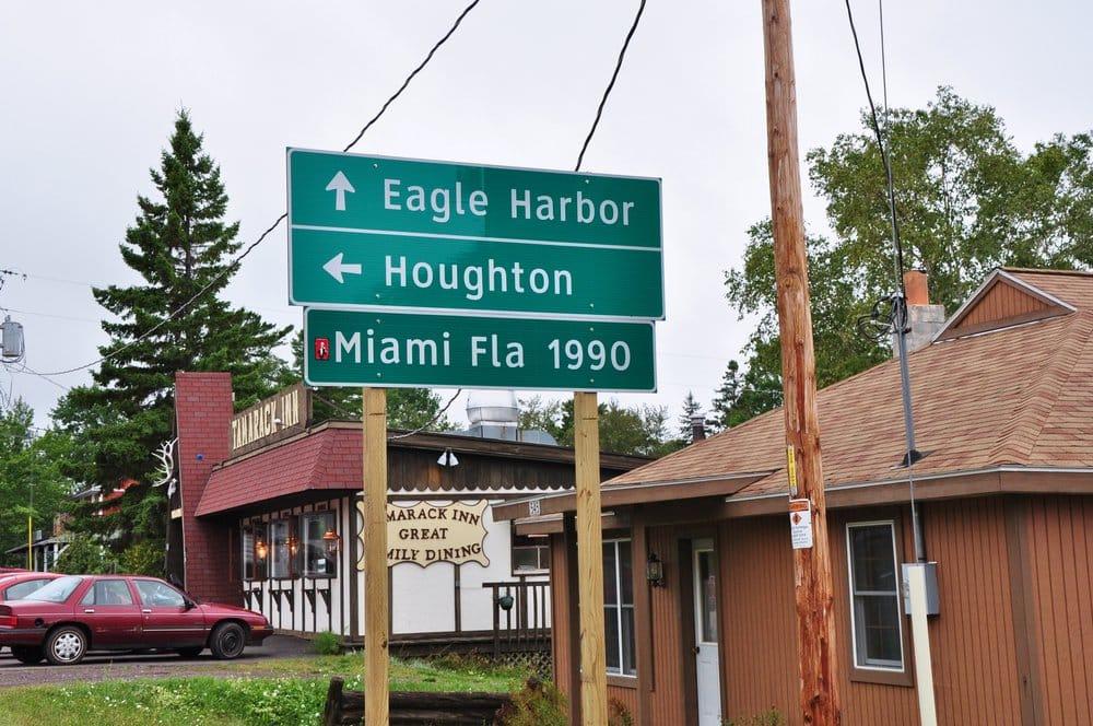 Tamarack Inn: 571 Gratiot St, Copper Harbor, MI