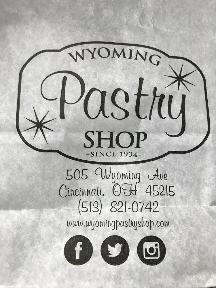 Wyoming Pastry Shop: 505 Wyoming Ave, Cincinnati, OH