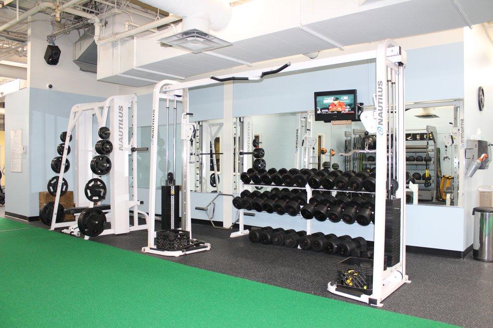 Wellness For Life Fitness Center: 13800 Old Gunpowder Rd, Laurel, MD