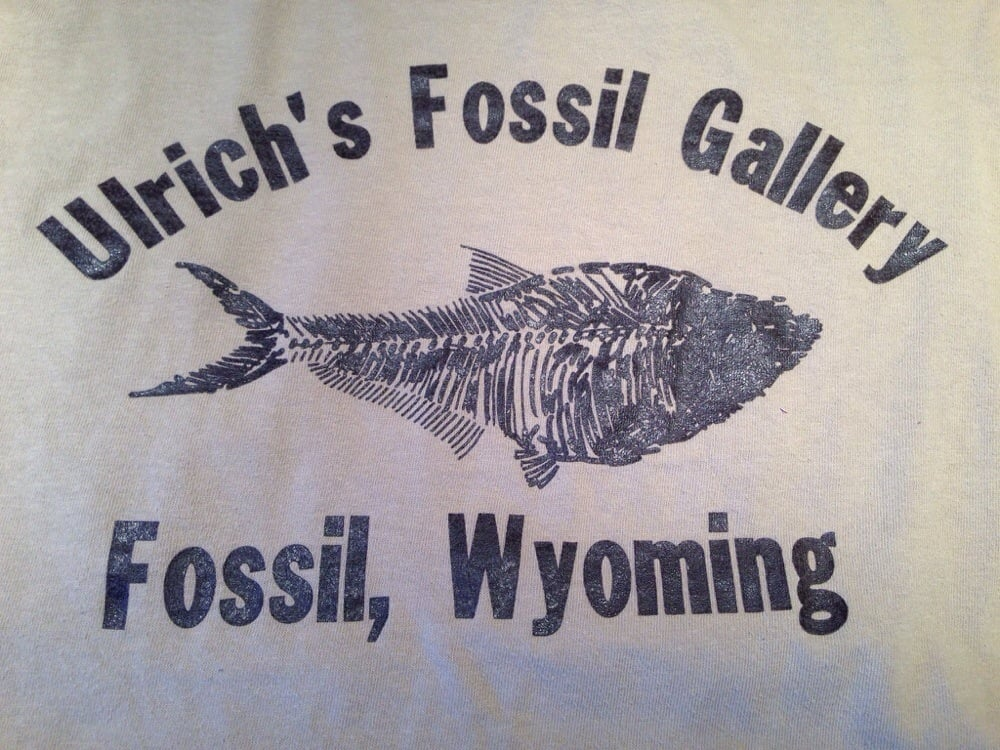Ulrich's Fossil Gallery: 4400 Fossil Butte County Rd, Kemmerer, WY