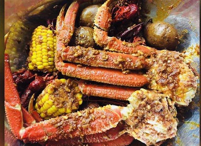 Da Cajun Seafood Shack: 4417 W 133rd St, Hawthorne, CA