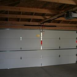 photo of leader garage builders and overhead door des plaines il united states 2 car overhead door
