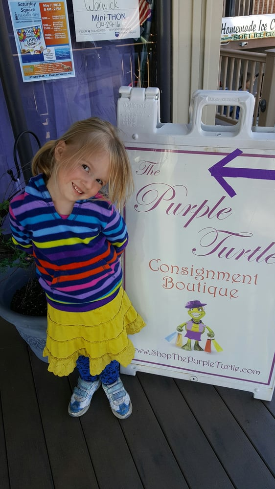 Purple Turtle Consignment Boutique