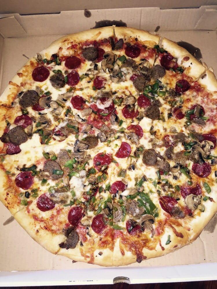 Antonio's New York Pizzeria: 44927 George Washington Blvd, Ashburn, VA
