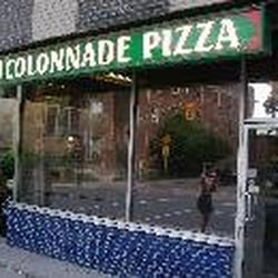 colonnade pizza pizza 1520 bank st ottawa on. Black Bedroom Furniture Sets. Home Design Ideas