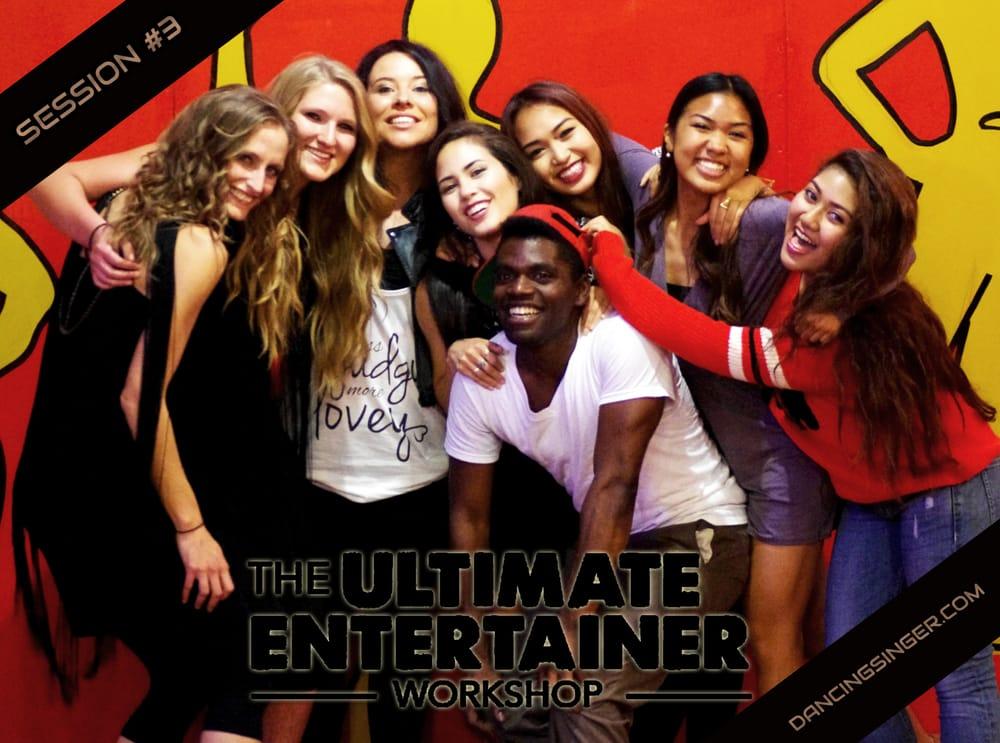 The Ultimate Entertainer Workshop