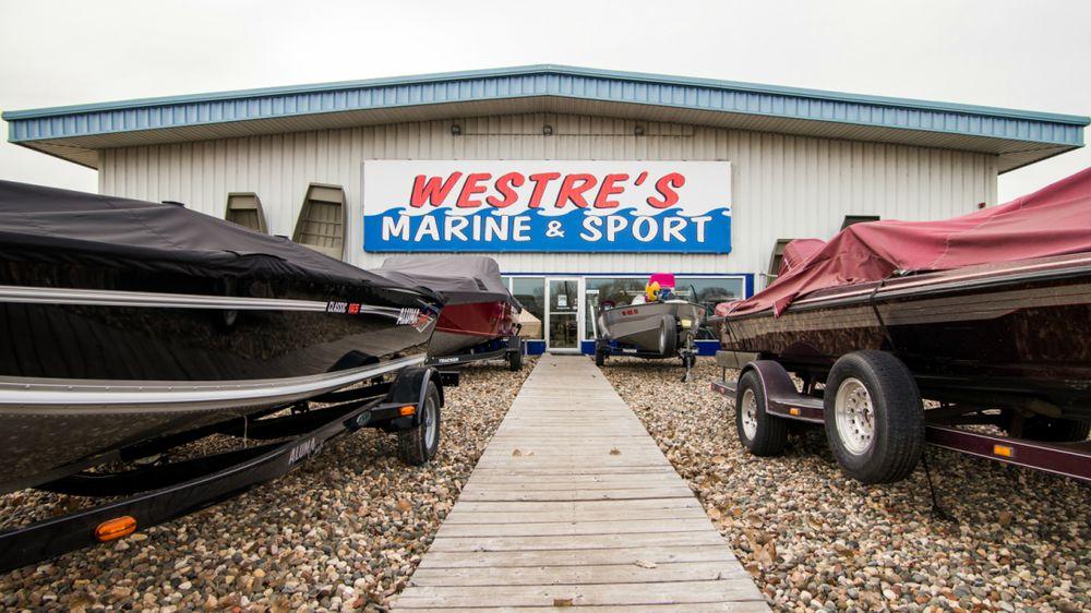 Westre's Marine & Sport: 1101 US-10, St Cloud, MN
