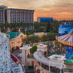 Photo Of Disney S Paradise Pier Hotel Anaheim Ca United States
