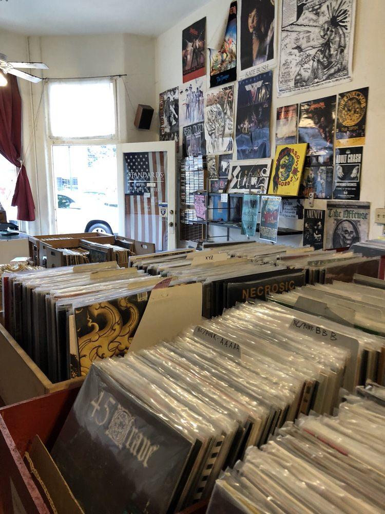 Standards: A Record Store