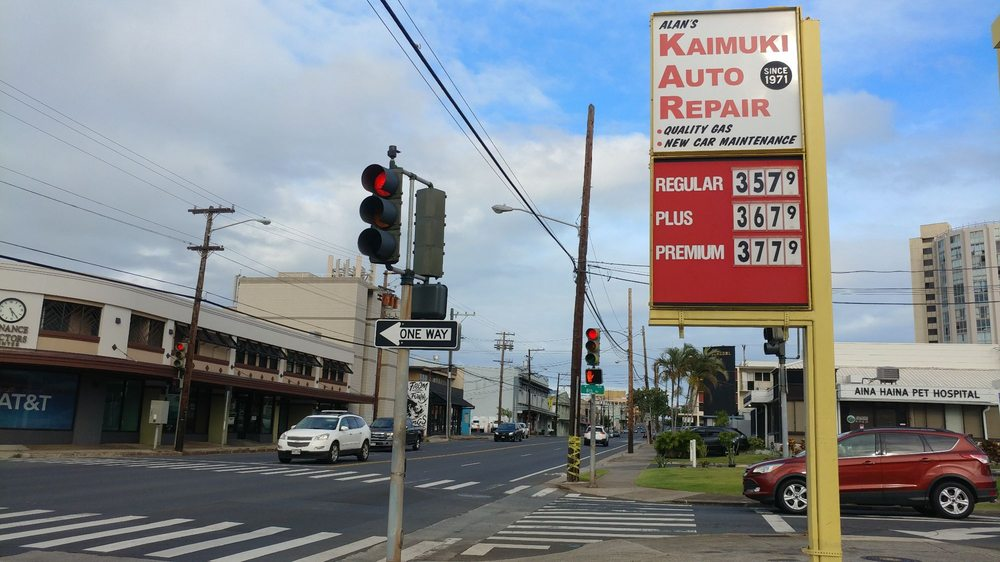 Kaimuki Auto Repair