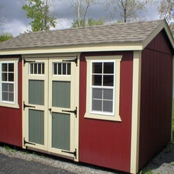 Garden Sheds Rochester Ny amish outlet and gift shop - furniture stores - 3530 union st