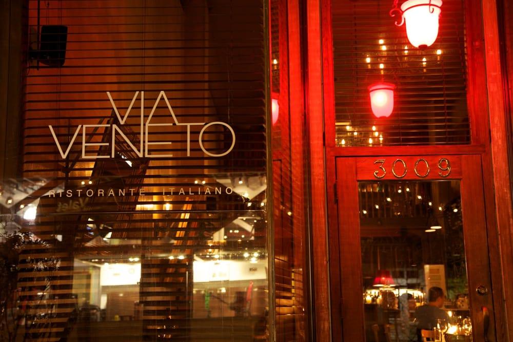 Italian Food Santa Monica Main Street