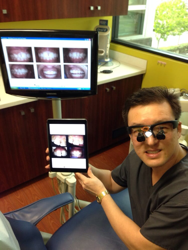 Auto Service Near Me >> Wireless loupes w/LED light, Intraoral camera, digital x-ray, iPadAir 2 for before & after photo ...