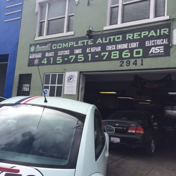 emerald auto repair 295 reviews garages 2941 geary blvd laurel heights san francisco ca. Black Bedroom Furniture Sets. Home Design Ideas