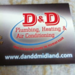 D D Plumbing Heating Air Conditioning Plumbing 1101 W