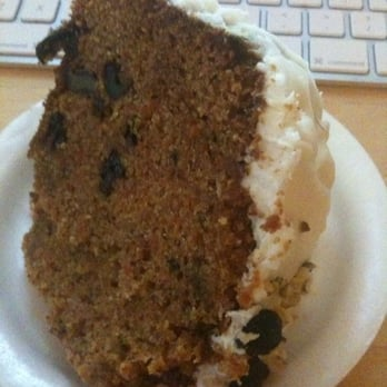Lloyds Carrot Cake