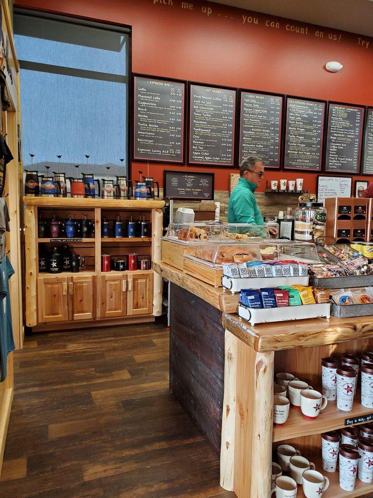 Cabin Coffee Co: 1217 N 6th Ave, Winterset, IA