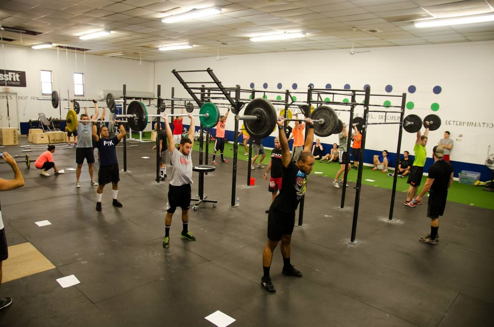 Crossfit Turbocharged: 1970 Old Cuthbert Rd, Cherry Hill, NJ