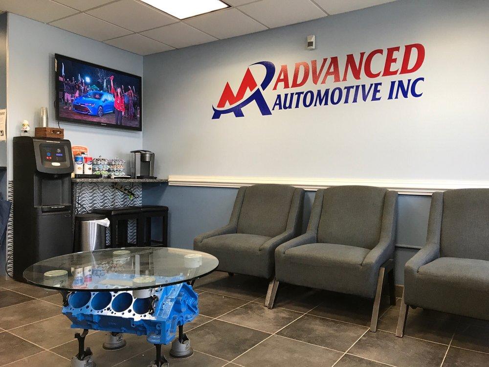 Advanced Automotive: 4007A Westfax Dr, Chantilly, VA