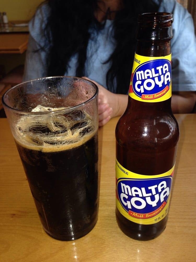 Non Alcoholic Malt Drink