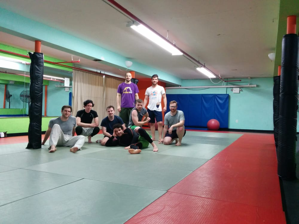 Greenpoint Grappling Club: 169 Calyer St, Greenpoint, NY