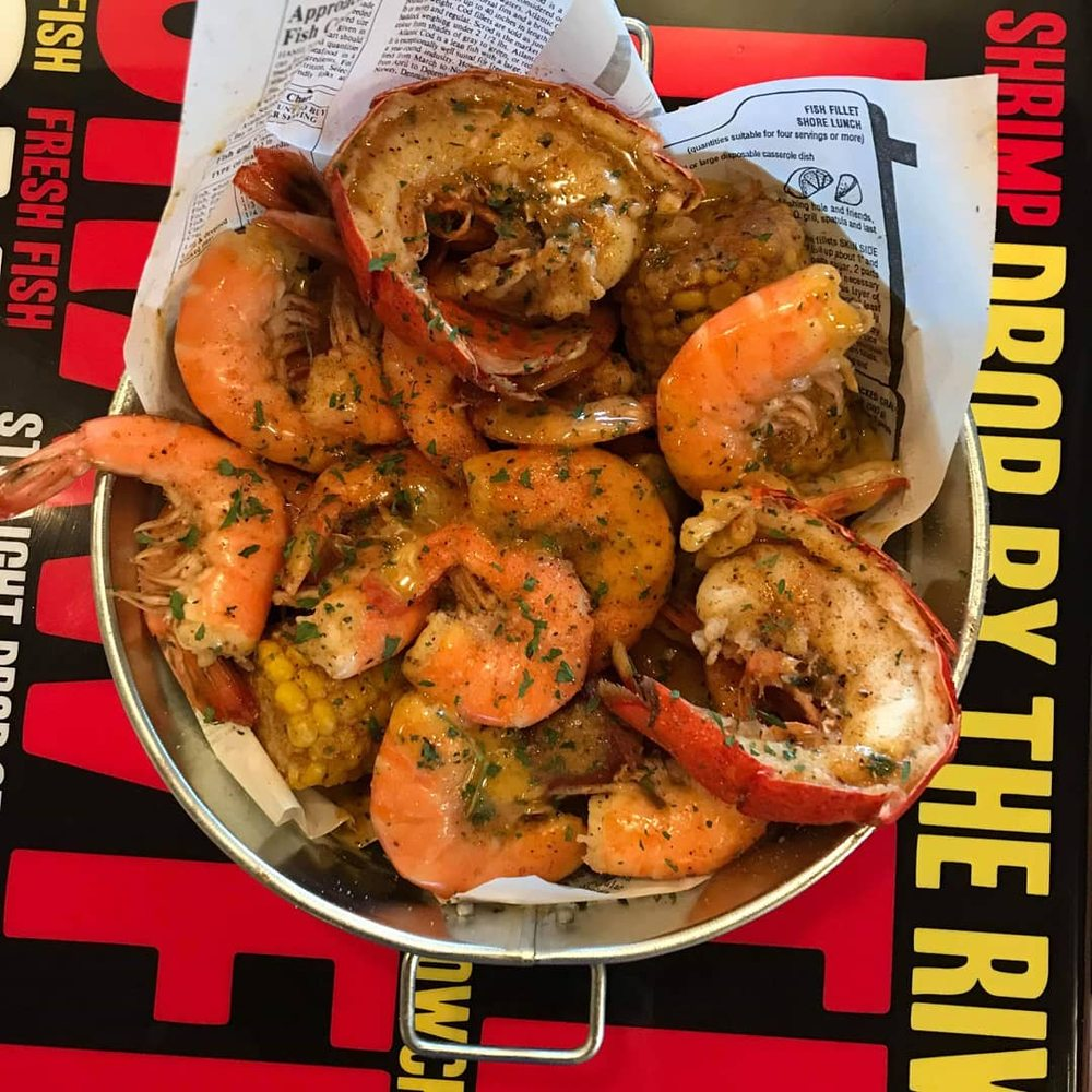 Drop By The River 27 Photos 16 Reviews Seafood 1130 Person
