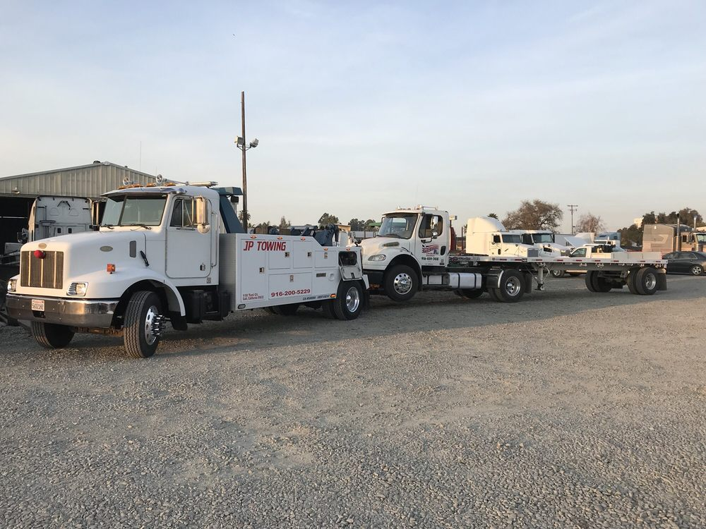 JP Towing: Galt, CA