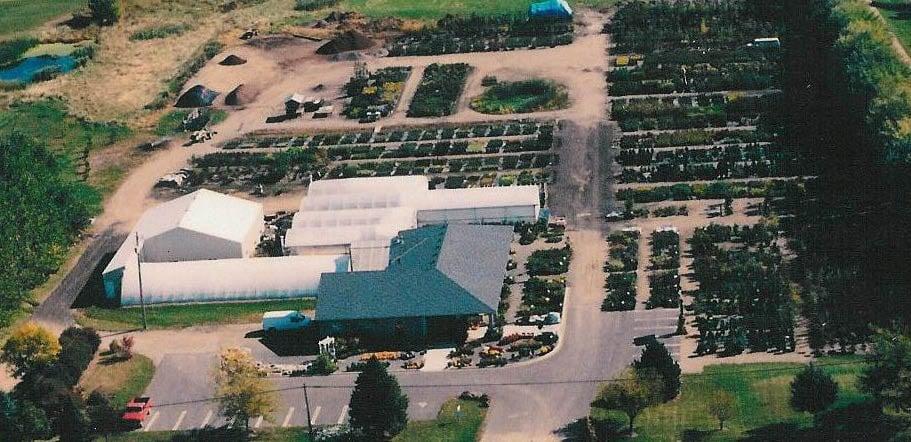 Schulte Greenhouse & Nursery: 2960 Labeaux Ave NE, Saint Michael, MN