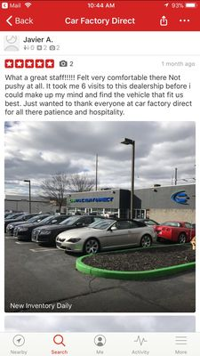 Car Factory Direct >> Car Factory Direct 770 Bridgeport Ave Milford Ct Auto Dealers Used
