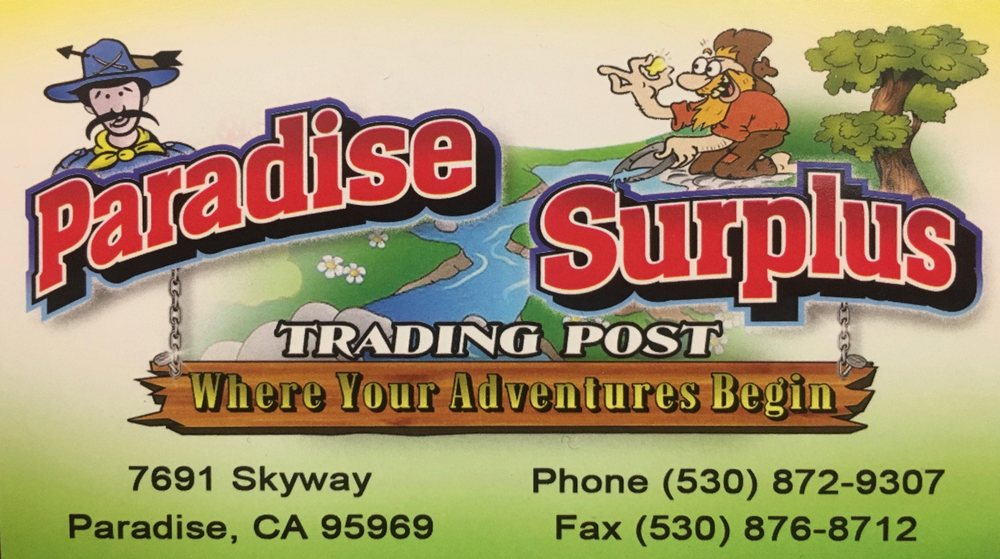Paradise Surplus & Trading Post