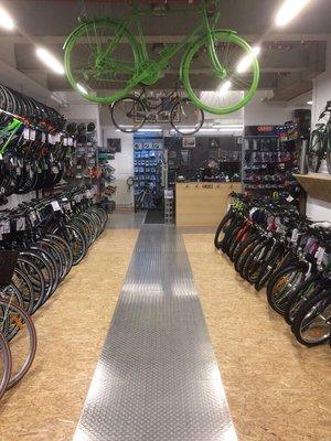 Radsporthaus Kriegelstein Fahrradwerkstatt Leverkuser Str 31