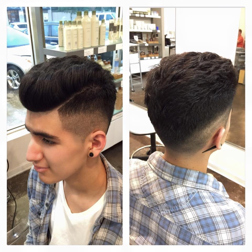 Hair By Aiden James Mens Haircut Yelp