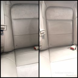 Photo Of Twiizted Detailing   Port Charlotte, FL, United States. Leather  Seat Cleaning