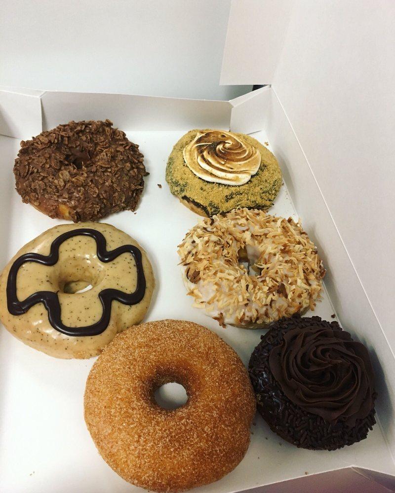 Pandamonium Doughnuts: 1105 Windsor Rd, Champaign, IL
