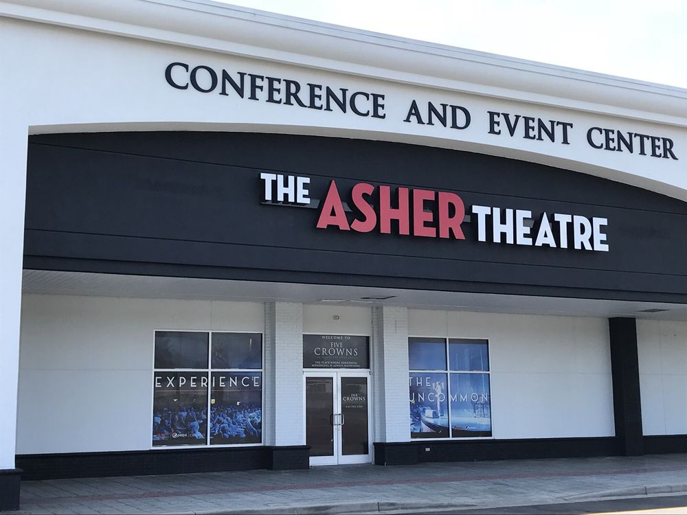 The Asher Theatre Conference and Event Center