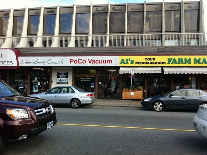 poco vacuum sales service 2540 shaughnessy street port coquitlam bc phone number yelp. Black Bedroom Furniture Sets. Home Design Ideas