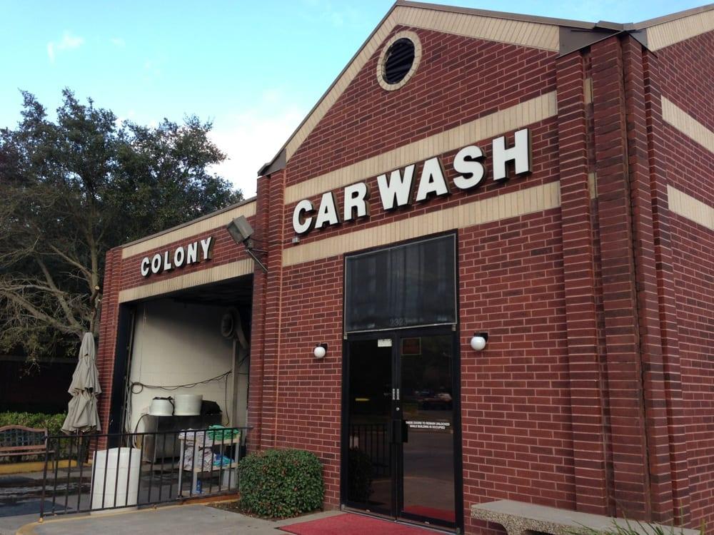 Car Wash Near The Colony Tx