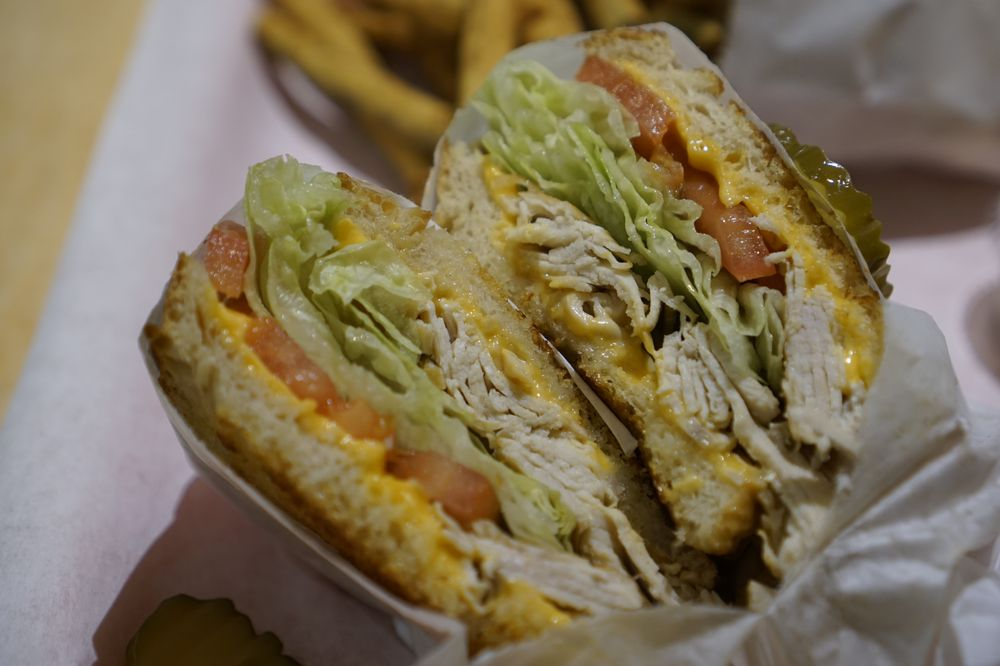 Jim's Famous1/4 Pound Burger: 8749 Valley Blvd, Rosemead, CA