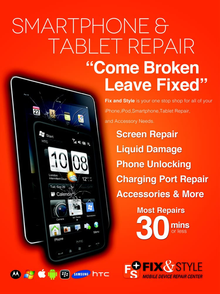Fix & Style Mobile Device Repair Center