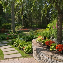 Photo Of Country Lawn Landscape Service Inc Medina Oh United States
