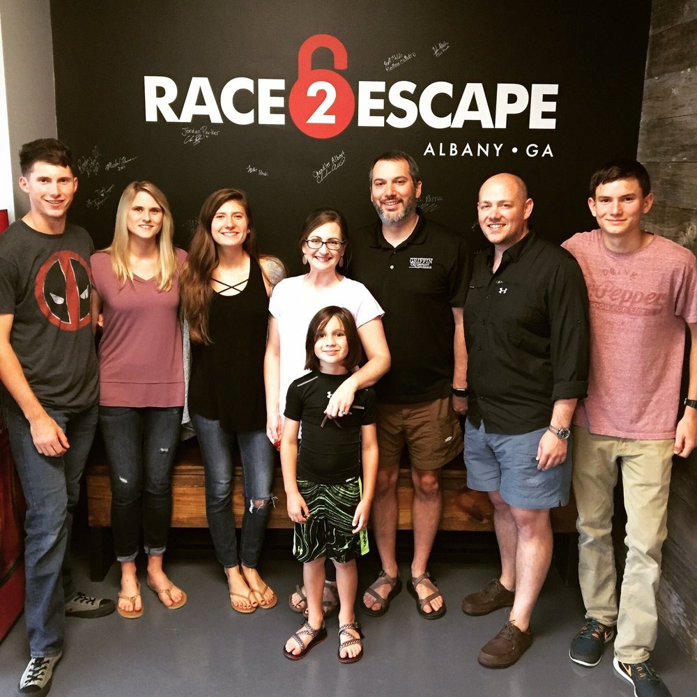 Race 2 Escape: 2510 Archwood Dr, Albany, GA