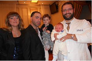 Mohel Rabbi Avrohom Rubin